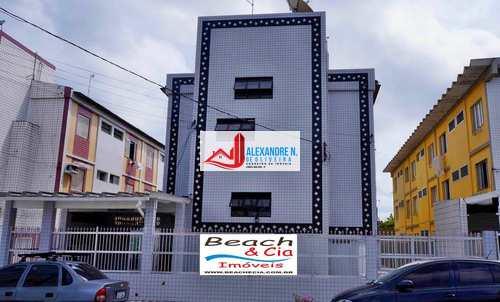Kitnet, código KT00001 em Praia Grande, bairro Ocian