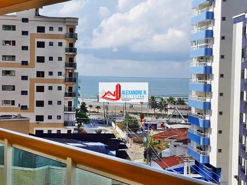 Apartamento, código AP00535 em Praia Grande, bairro Ocian