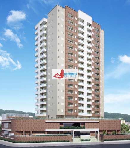 Apartamento, código AP00541 em Praia Grande, bairro Caiçara