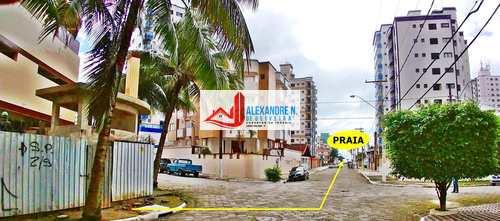 Apartamento, código AP00542 em Praia Grande, bairro Ocian