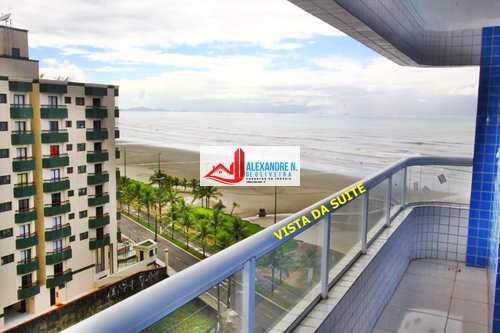 Apartamento, código AP00547 em Praia Grande, bairro Maracanã