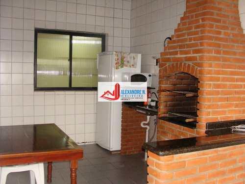 Apartamento, código AP00549 em Praia Grande, bairro Ocian