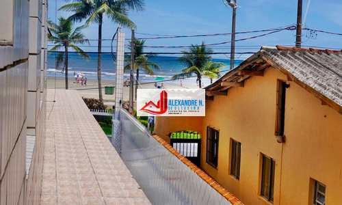 Apartamento, código AP00553 em Praia Grande, bairro Ocian