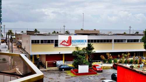Apartamento, código AP00554 em Praia Grande, bairro Ocian