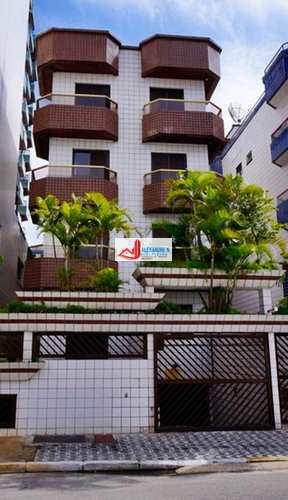 Apartamento, código AP00555 em Praia Grande, bairro Ocian