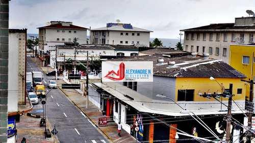Apartamento, código AP00581 em Praia Grande, bairro Ocian