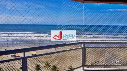 Apartamento, código AP00586 em Praia Grande, bairro Ocian