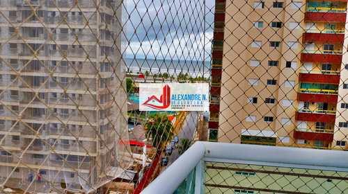 Apartamento, código AP00589 em Praia Grande, bairro Ocian