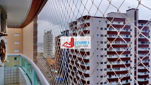 Apartamento, código AP00594 em Praia Grande, bairro Ocian