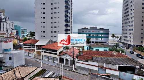 Apartamento, código AP00595 em Praia Grande, bairro Ocian