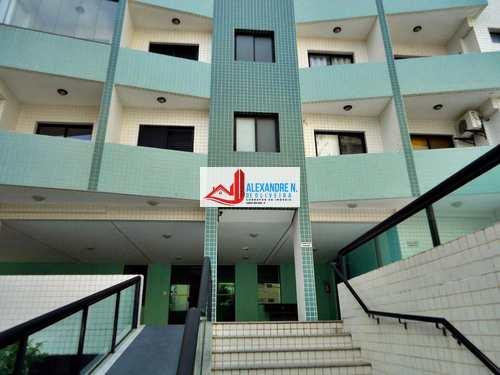 Apartamento, código AP00597 em Praia Grande, bairro Ocian
