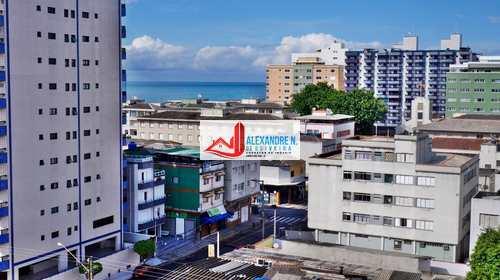 Apartamento, código AP00600 em Praia Grande, bairro Ocian