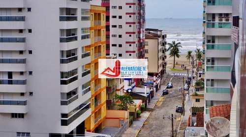 Apartamento, código AP00603 em Praia Grande, bairro Ocian