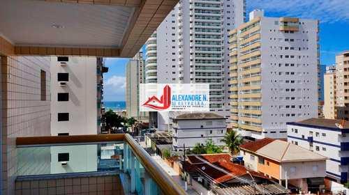 Apartamento, código AP00604 em Praia Grande, bairro Tupi