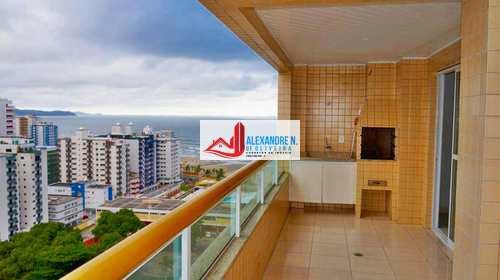 Apartamento, código AP00605 em Praia Grande, bairro Ocian