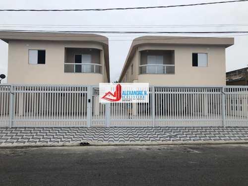 Sobrado de Condomínio, código SB00005 em Praia Grande, bairro Anhanguera