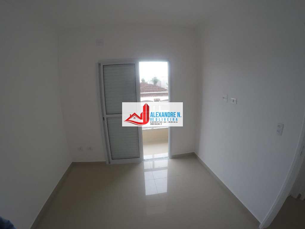 Sobrado de Condomínio em Praia Grande, no bairro Anhanguera