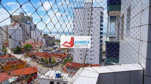 Apartamento, código AP00616 em Praia Grande, bairro Ocian
