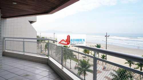 Apartamento, código AP00619 em Praia Grande, bairro Ocian