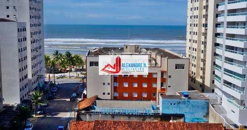 Apartamento, código AP00621 em Praia Grande, bairro Aviação