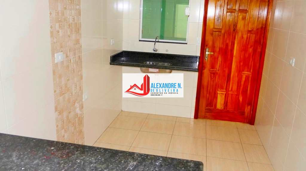 Sobrado de Condomínio em Praia Grande, no bairro Vila Sônia