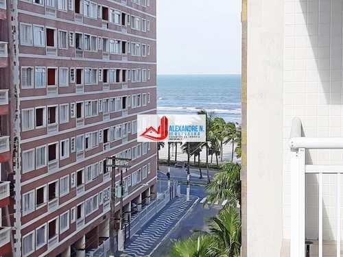 Apartamento, código AP00626 em Praia Grande, bairro Ocian