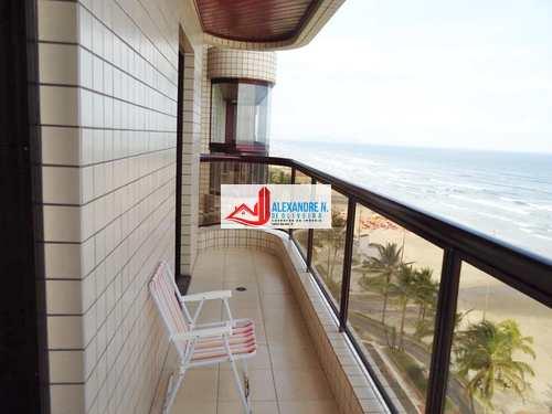 Apartamento, código AP00627 em Praia Grande, bairro Caiçara