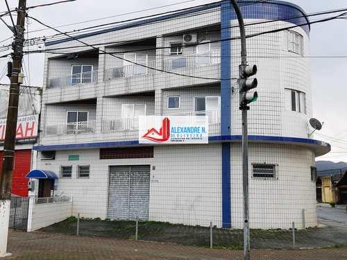 Apartamento, código AP00631 em Praia Grande, bairro Maracanã