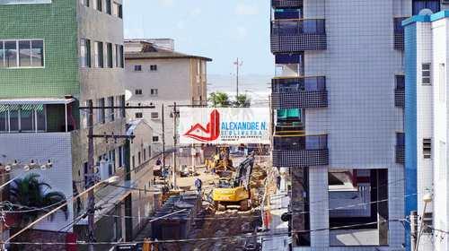 Apartamento, código AP00632 em Praia Grande, bairro Ocian