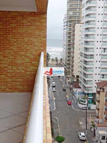 Apartamento, código AP00648 em Praia Grande, bairro Ocian