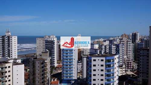 Apartamento, código AP00649 em Praia Grande, bairro Ocian