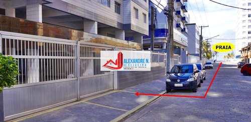Apartamento, código AP00652 em Praia Grande, bairro Ocian