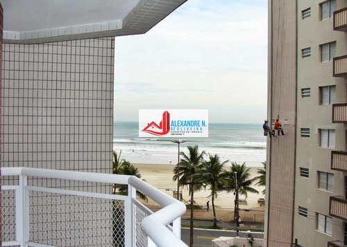 Apartamento, código AP00653 em Praia Grande, bairro Ocian