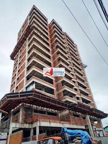 Apartamento, código AP00660 em Praia Grande, bairro Guilhermina