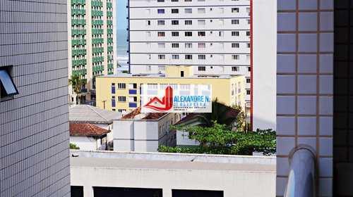 Apartamento, código AP00669 em Praia Grande, bairro Aviação