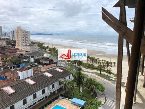 Apartamento, código AP00674 em Praia Grande, bairro Maracanã