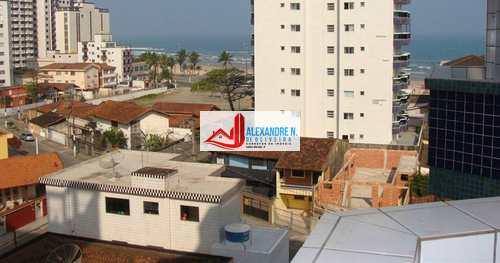 Apartamento, código AP00677 em Praia Grande, bairro Ocian