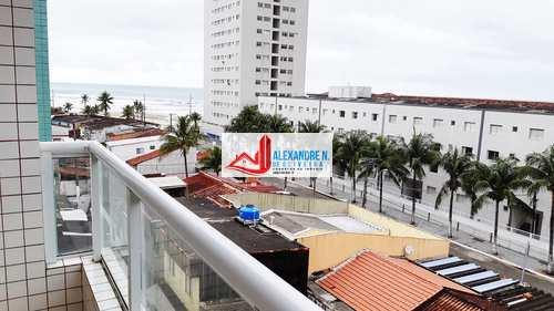 Apartamento, código AP00682 em Praia Grande, bairro Mirim