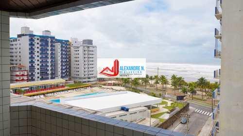 Apartamento, código AP00684 em Praia Grande, bairro Ocian