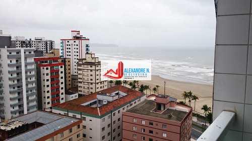 Apartamento, código AP00687 em Praia Grande, bairro Ocian