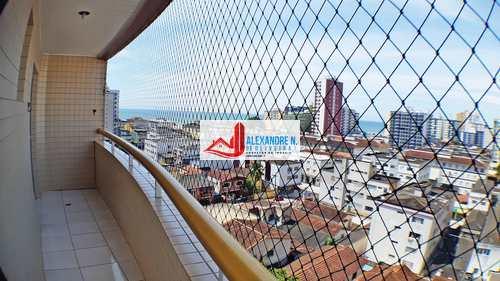 Apartamento, código AP00689 em Praia Grande, bairro Ocian