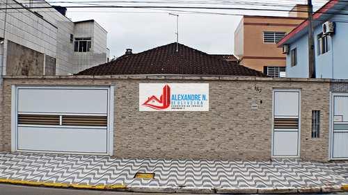 Casa, código CA00018 em Praia Grande, bairro Nova Mirim