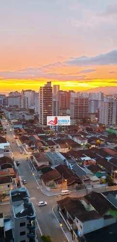 Apartamento, código AP00696 em Praia Grande, bairro Ocian