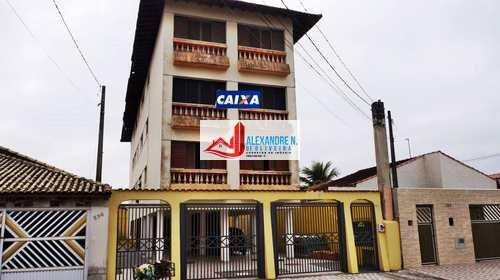 Apartamento, código AP00699 em Praia Grande, bairro Maracanã