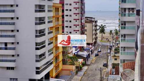 Apartamento, código AP00706 em Praia Grande, bairro Ocian