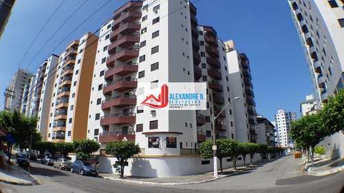 Apartamento, código AP00709 em Praia Grande, bairro Ocian