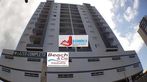 Apartamento, código AP00713 em Praia Grande, bairro Ocian
