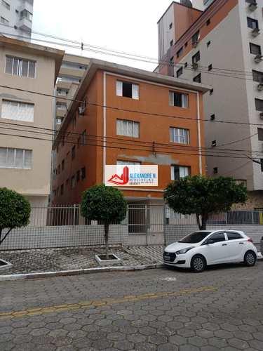 Apartamento, código AP00714 em Praia Grande, bairro Guilhermina