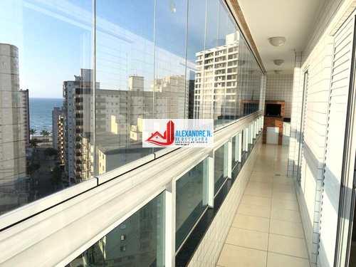 Apartamento, código AP00715 em Praia Grande, bairro Caiçara