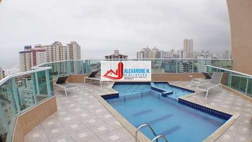 Apartamento, código AP00722 em Praia Grande, bairro Ocian